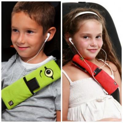 Ben Bat Seat Belt Pals untuk anak usia 8 tahun keatas