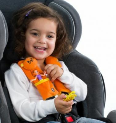 Ben Bat Seat Belt Pals untuk anak usia 1-4 tahun
