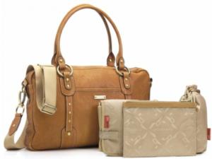 Pouch, Changing Mat, dan Bottle Holder sudah termasuk dlaam pembelian tas