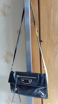 Panjang tali diukur dengan cara seperti disampirkan ke pundak (sekitar 60cm)