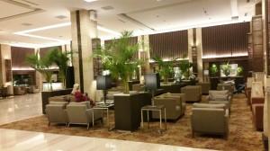 Area duduk di Lobby